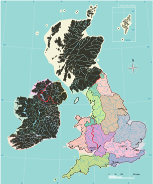 River Basin Management in England and Wales