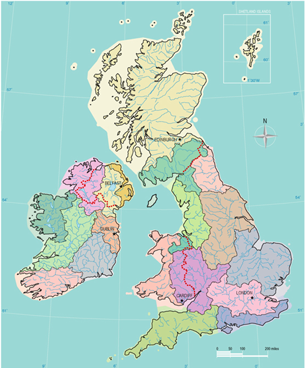 River Basin Management in the United Kingdom